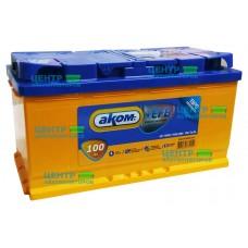 Аккумулятор АКОМ 100 А/ч 930A +EFB