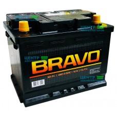 Аккумулятор BRAVO 60 А/ч 480A