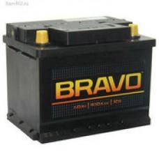 Аккумулятор BRAVO 55 А/ч 430A