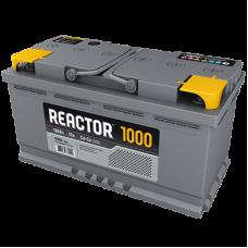 Аккумулятор REACTOR 100 А/ч 1000A