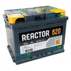 Аккумулятор REACTOR 62 А/ч 620A