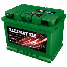 Аккумулятор ULTIMATUM 60 А/ч 550A