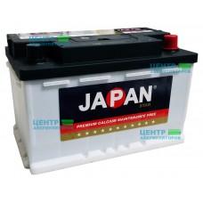 Аккумулятор Japan 71 А/ч 670A R+ LB3 (низкий формат)