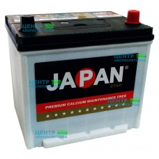 Аккумулятор JAPAN 65 А/ч 570A 75D23L
