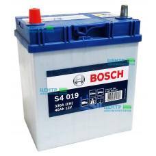 Аккумулятор BOSCH S4 019 40 A/ч 330A