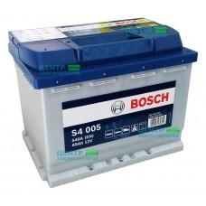 Аккумулятор BOSCH S4 005 60 A/ч 540A