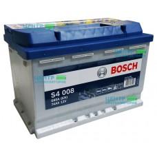 Аккумулятор BOSCH 74 A/ч 680A