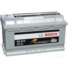 Аккумулятор BOSCH S5 Silver Plus 100 A/h 830A R+