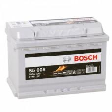 Аккумулятор BOSCH S5 008 77 A/ч 780A