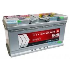 Аккумулятор FIAMM Titanium Pro 100 А/ч 870A