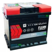 Аккумулятор FIAMM Titanium BLACK 44 А/ч 360А