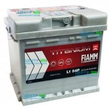 Аккумулятор FIAMM TitaniumPro 54 А/ч 520A