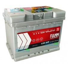 Аккумулятор FIAMM TitaniumPro 60 А/ч 540A