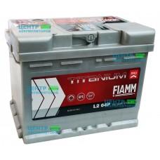 Аккумулятор FIAMM TitaniumPro 64 А/ч 610A