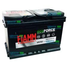 Аккумулятор FIAMM Ecoforce AGM 70 А/ч 760А