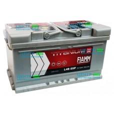 Аккумулятор FIAMM TitaniumPro 85 А/ч 760A L4B (низкий формат)