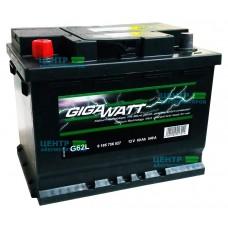 Аккумулятор GIGAWATT 60 A/ч 540 L+