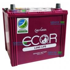 Аккумулятор Yuasa ECO.R LONG LIFE 90D23L (Q-85) 70 А/ч 620A