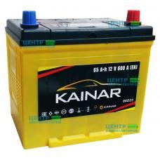 Аккумулятор KAINAR ASIA 65 А/ч 600A
