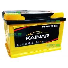 Аккумулятор KAINAR 77 А/ч 750А