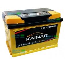 Аккумулятор KAINAR 75 А/ч 690А