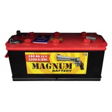Аккумулятор MAGNUM 190 А/ч 1200A