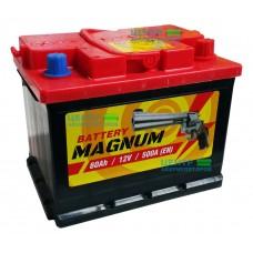 Аккумулятор MAGNUM 60 А/ч 500А