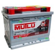 Аккумулятор MUTLU 60 А/ч 600А SAE