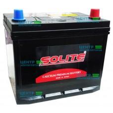 Аккумулятор SOLITE 75D23L 65 А/ч 550А