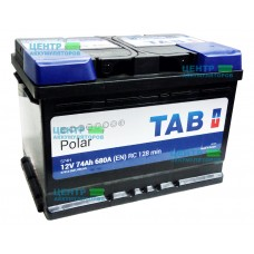 Аккумулятор TAB POLAR S 74 А/ч 680A