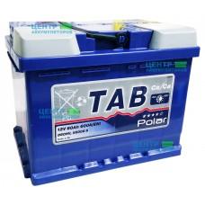 Аккумулятор TAB POLAR 60 А/ч 600A