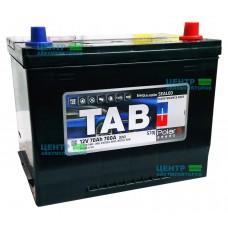 Аккумулятор TAB POLAR JIS 70Ah 700A D26