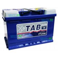 Аккумулятор TAB POLAR 75 А/ч 750A R+
