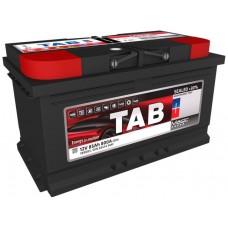 Аккумулятор TAB 85 А/ч 800A R+ L4B (низкий формат)