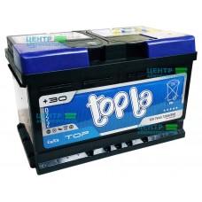Аккумулятор Topla Top 75 А/ч 720A R+ LB3 (низкий формат)