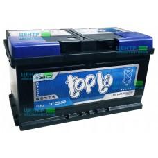 Аккумулятор Topla Top 85 А/ч 800A R+ L4B (низкий формат)