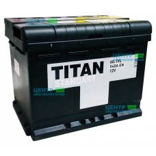 Аккумулятор TITAN Standart 60 А/ч 540A