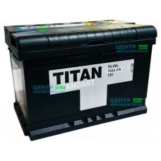 Аккумулятор TITAN Standart 75 А/ч 700A
