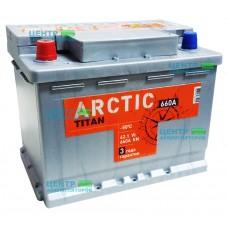 Аккумулятор TITAN ARCTIC 62 А/ч 660А
