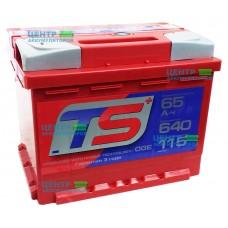 Аккумулятор TS 65 А/ч 640А