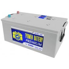 "Аккумулятор Тюмень 230 А/ч ""PREMIUM"" 1480A"